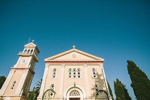 Εκκλησια στην Κεφαλονια