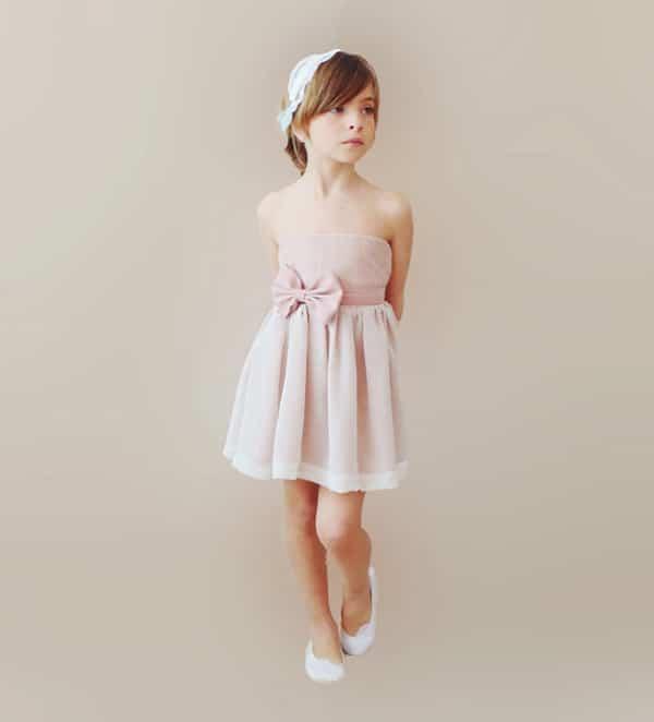 Μοντερνο φορεμα για παρανυφακια
