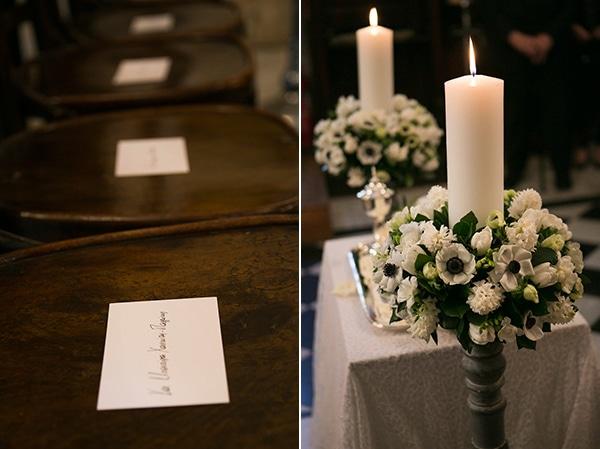 Λαμπαδες για vintage γαμο