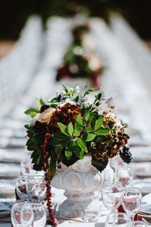 Διακοσμηση για φθινοπωρινο γαμο
