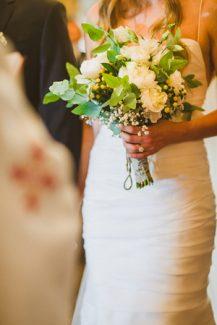 Ανθοδέσμη νύφης για rustic γαμο