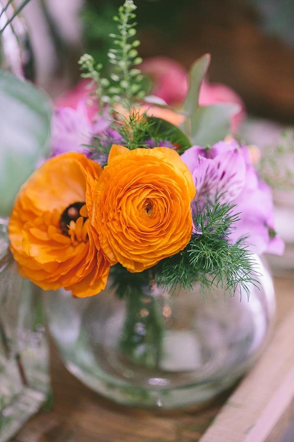 Πολυχρωμα λουλουδια