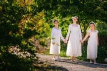 Φορεματα για παρανυφακια για γαμο σε νησι