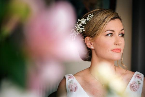 Μακιγιαζ νυφης για καλοκαιρινο γαμο