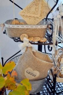 Διακοσμηση για vintage γαμο