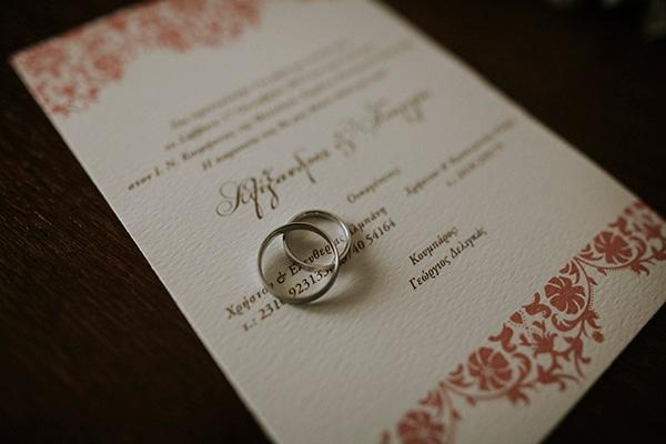 Ρομαντικο προσκλητηριο γαμου