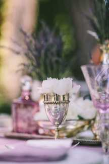 Ιδεες για διακοσμηση γαμου με λεβαντα