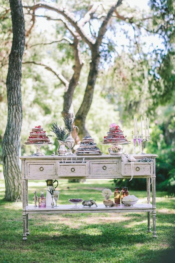 Μαγευτικη διακοσμηση dessert table
