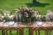 Rustic glam wedding-decorations
