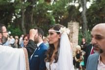 Στεφανακι νυφης