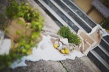 Διακοσμηση γαμου με λεμονια