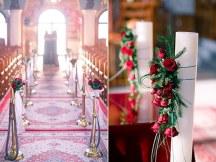 Στολισμος για γαμο τα Χριστουγεννα