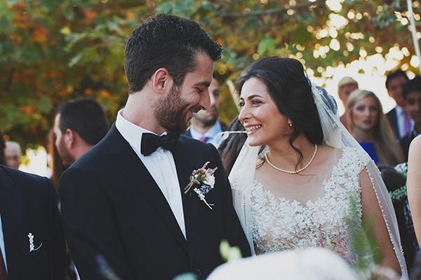 Ρομαντικος καλοκαιρινος γαμος στο Ρεθυμνο | Γιαννης & Χρυσα