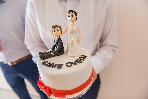 Πρωτοτυπο cake toppper