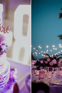 Εντυπωσιακη τουρτα με ομορφο cake topper