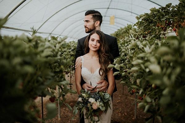 Ονειρεμένος γάμος με vintage στυλ | Φλωρεντία & Βαλεντίνος