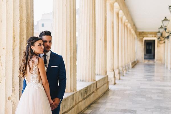 Πανέμορφος ρομαντικός γάμος στη Κέρκυρα | Ελισάβετ & Νίκος