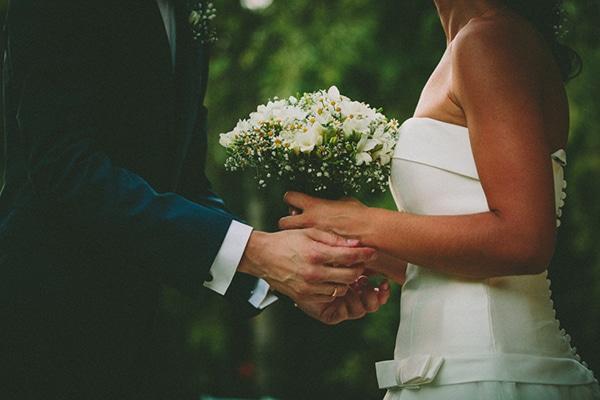 Όμορφος γάμος στο Λαγονήσι | Σοφία & Κυριάκος