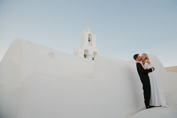 Όμορφος γάμος στην Ανάφη