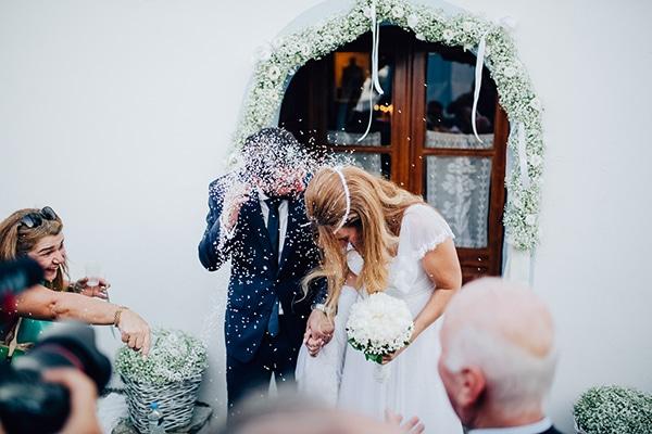 Όμορφος boho chic γάμος στη Λευκάδα | Γιώργος & Μαίρη