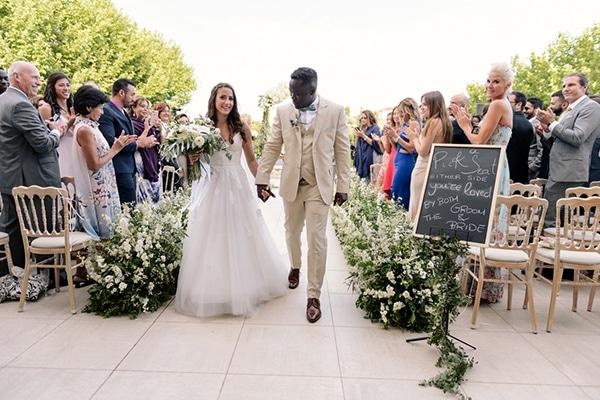 Υπέροχος boho chic γάμος
