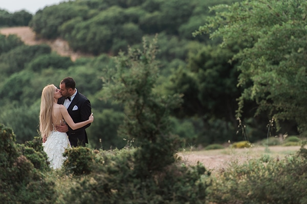 Chic & simple καλοκαιρινός γάμος στην Πάτρα  |  Δήμητρα & Γρηγόρης