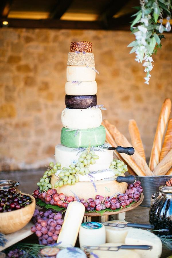 Πρωτοτυπη ιδεα με τυρια