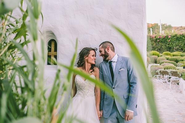 Πανέμορφος γάμος στην Αθηναϊκή Ριβιέρα | Άννα & Αλέξνδρος