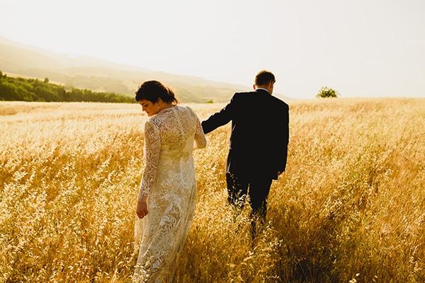 Υπέροχος ρουστίκ destination γάμος | Suzanne & Zoran