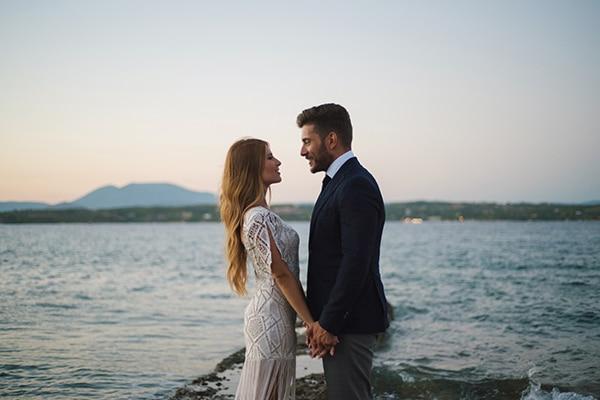 Μοντερνος καλοκαιρινος γαμος | Δημητρα & Γιωργος