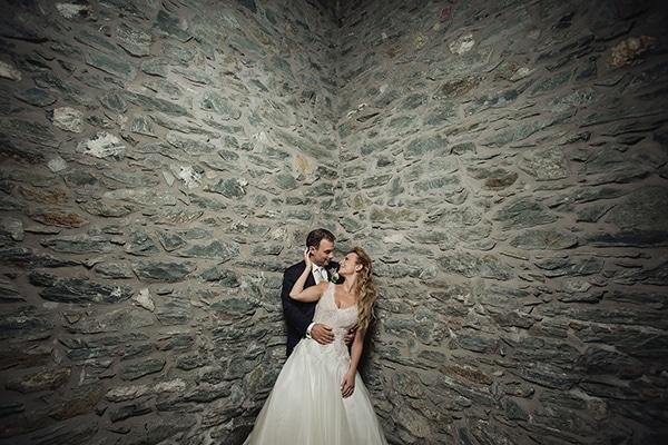 Πανέμορφος γάμος στη Θεσσαλονίκη | Μαρία & Έκτορας