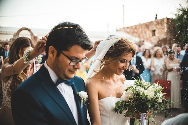 Ρομαντικός γάμος σε Κτήμα | Ξένια & Κώστας