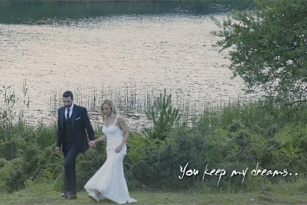 Ομορφο βιντεο γαμου | Δεσποινα & Σακης