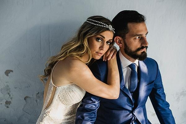 Boho chic γάμος στη Χαλκιδική | Στέφανη & Γιώργος