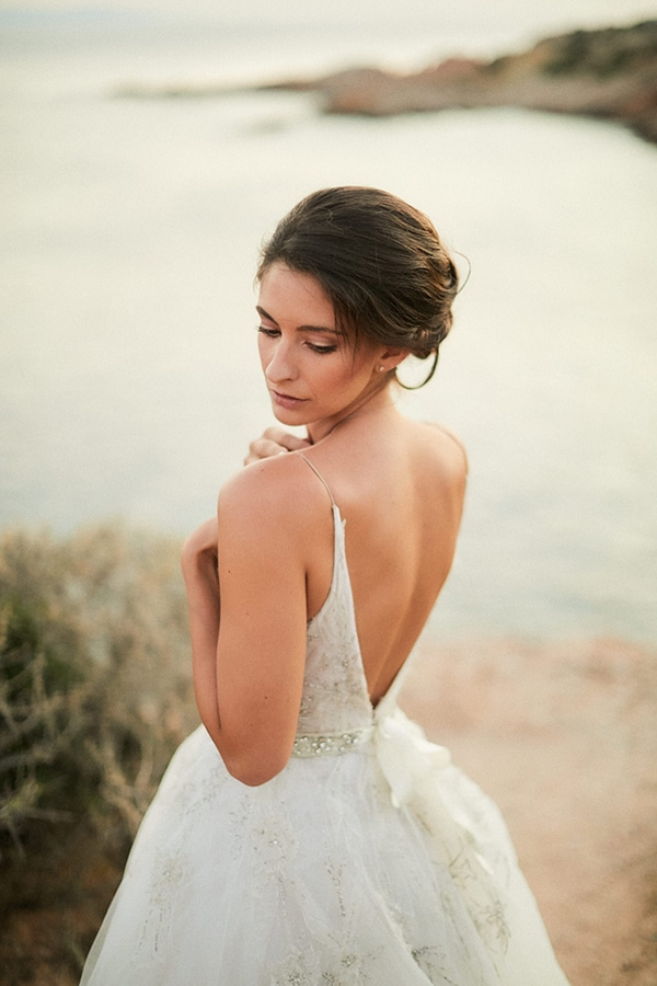 Υπέροχο χτένισμα για νύφη