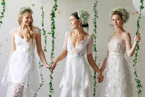 Katia Delatola νυφικα | Bridal Collection 2018
