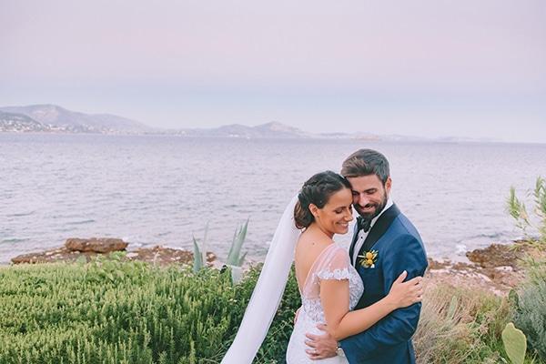 Καλοκαιρινος γαμος στην Αθηνα | Βανα & Richard