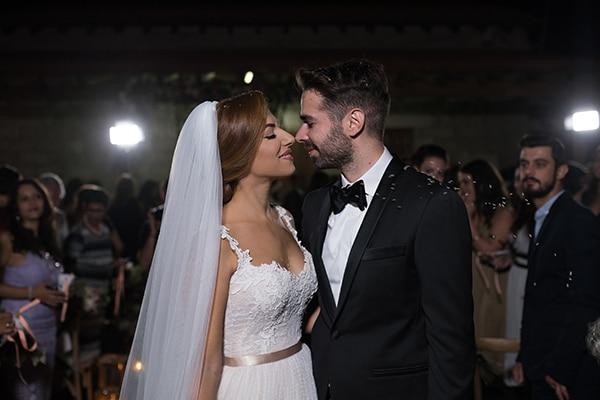 Όμορφος γάμος με παστέλ χρώματα | Νικολίνα & Δημήτρης