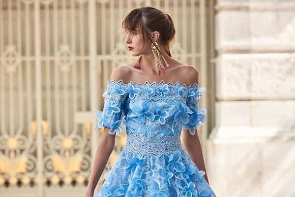 Πανεμορφα φορεματα Costarellos για Ανοιξη – Καλοκαιρι 2018  – RTW Collection