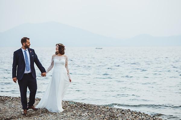 Ονειρικός γάμος στο Βόλο | Vaida & Στέλιος