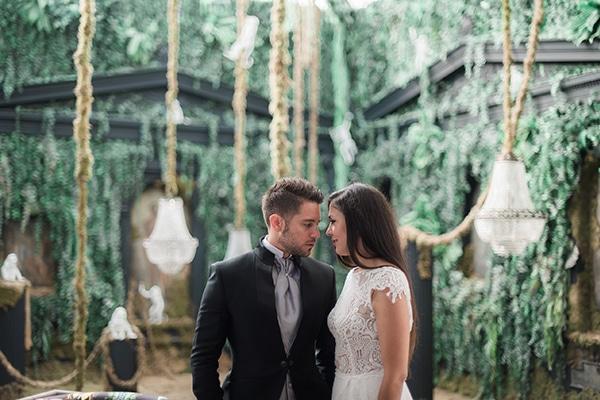 Ομορφος γαμος με μοντερνο στυλ | Βικυ & Ακης