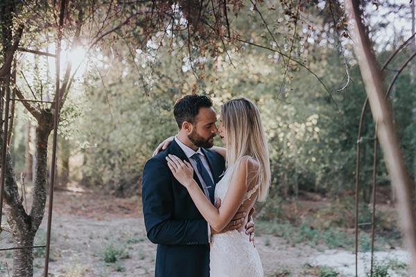 Next day φωτογράφιση σε ρομαντικό τοπίο | Λένα & Μιχάλης