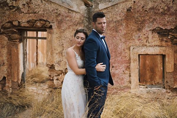 Ρομαντικος γαμος σε γραφικο εκκλησακι | Νατασα & Λαζαρος