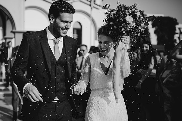 Μοναδικός γάμος στο χώρο ενός υπαίθριου σινεμά | Μαρία & Θέμης