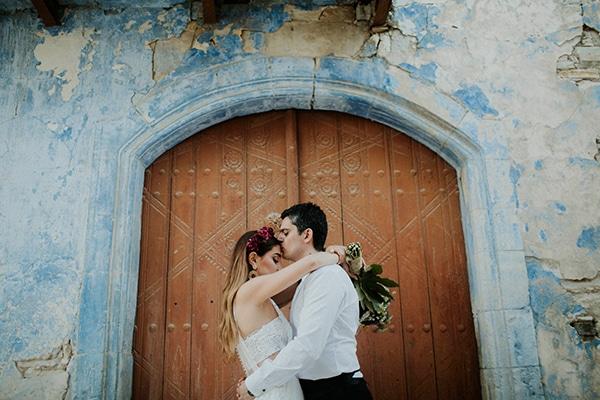 Μοναδικός γάμος με παραδοσιακά στοιχεία | Δάφνη & Μιχάλης