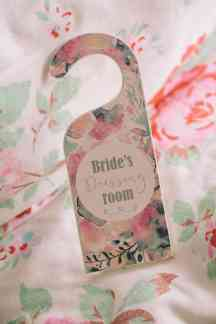 Διακοσμητικο για το δωματιο της νυφης