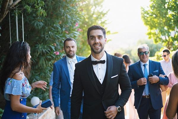 Tailor Italian Wear Total black look