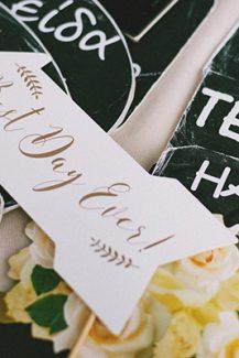 Πινακιδες γαμου με quotes για αγαπη