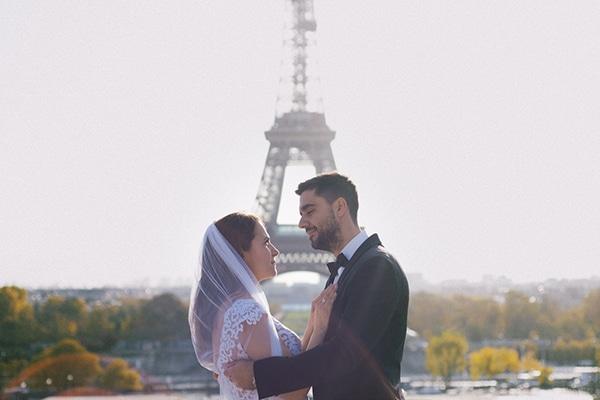 Chic καλοκαιρινός γάμος | Φωτεινή & Λευτέρης