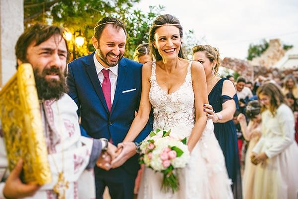 Ρομαντικός γάμος στο Κτήμα Λάας | Ελβίνα & Παναγιώτης